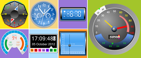 HTML5 Data Visualization with Powerful HTML5, JavaScript (JS) Gauges