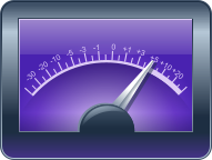 HTML5 (JavaScript) Horizontal Gauge